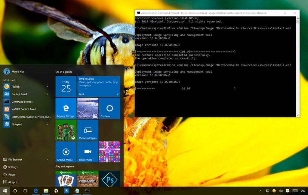 befehle windows 10 eingabeaufforderung