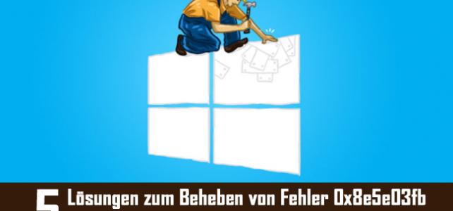 windows 7 fehler beheben kostenlos