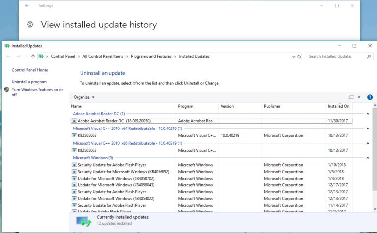 windows 10 auf fehler überprüfen